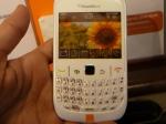 BlackBerry Blanc Curve